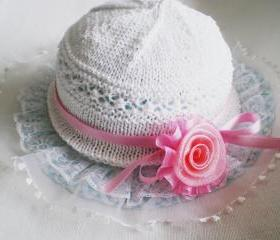 Summer Children Hat 'Lilie'