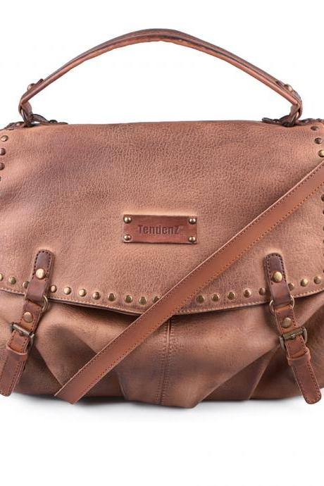 Leather Purse,Camel Handbag, Leather Tote, Leather Hobo, Handbag, Woman Gift, Handbag